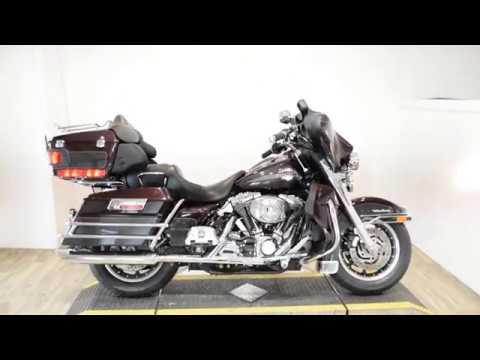 2005 Harley-Davidson FLHTCUI Ultra Classic® Electra Glide® in Wauconda, Illinois - Video 1