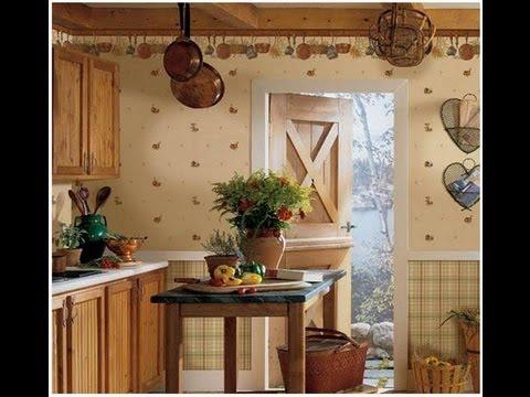 Как создать деревенский стиль кухни