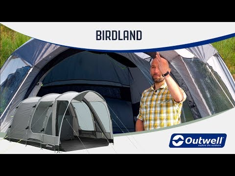 8cc3b6beb96 Петместна палатка Outwell Birdland 5P 2019 | Палатки | CampingRocks ...