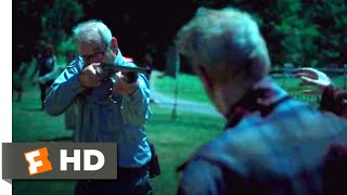 The Dead Don't Die (2019)   Warriors Among The Dead Scene (910) | Movieclips