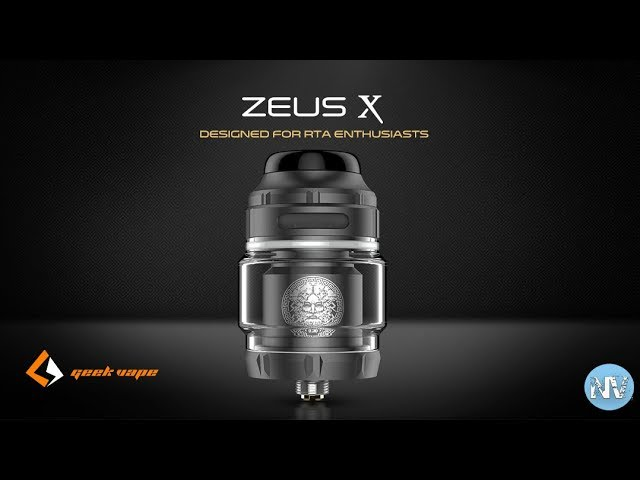 Geekvape Zeus X RTA - Review and thoughts