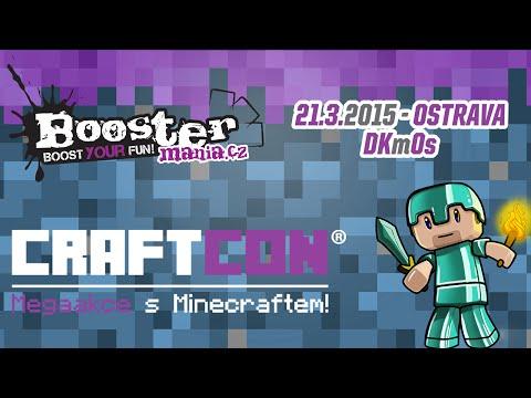 Crafton Ostrava + info k videím