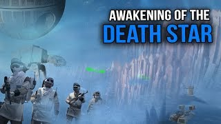 "Awakening of the Rebellion ""Death Star Targets The Jedi Temple"" - Imperial Campaign 