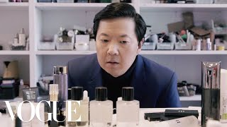 Ken Jeong Interns at Vogue