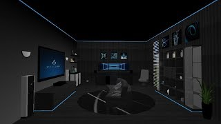 Home Design 3D GOLD: Speed Build - Gaming Room