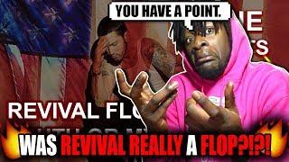 Eminem Revival : The Flop That Bested Hiphop Albums in 2018 (REACTION!)