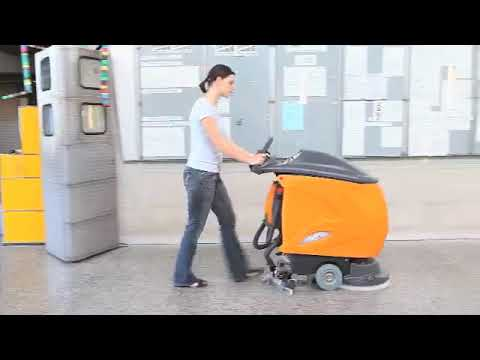 TASKI swingo 755 B zemin temizlik makinasi