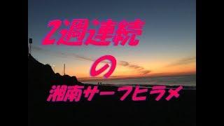 2週連続の湘南サーフヒラメ!2018/03/03