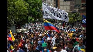 Как Венесуэла переживает дефолт