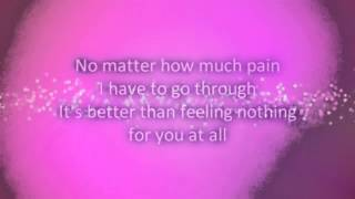 Danielle Bradbery - I Will Never Forget You (Lyrics)