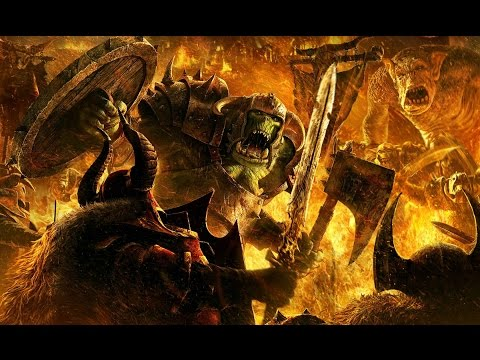 Call of Warhammer Multiplayer 2v2: EPIC Empire vs  Nurgle