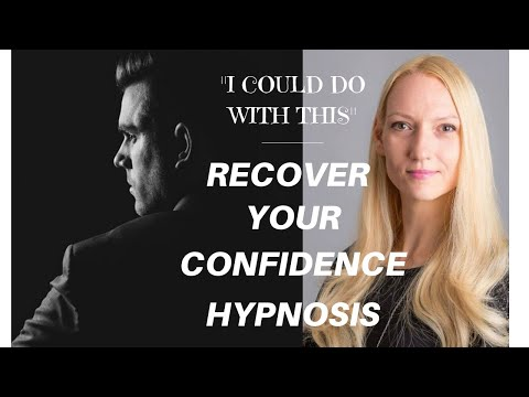 Recover Your Confidence Guided Hypnotic Rest Session