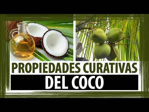 PARA QUE SIRVE EL COCO |  PROPIEDADES CURATIVAS DEL COCO