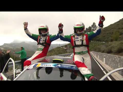 Rally Islas Canaries 2018 - Highlights ERC2 LEG2