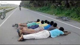مقالب صينيه ومضحكات #2# - اضحك حتى الموت على الصينين - ضحك حتى البول - ضحك للركب