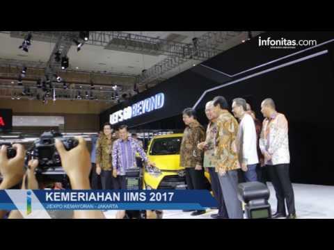 Indonesia Internasional Motor Show (IIMS) 2017