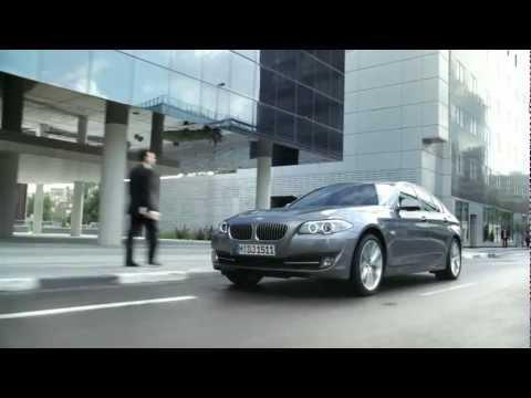 Bmw 5 Series F10 Седан класса E - рекламное видео 1
