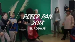 Peter Pan 2018 - Momentos del rodaje