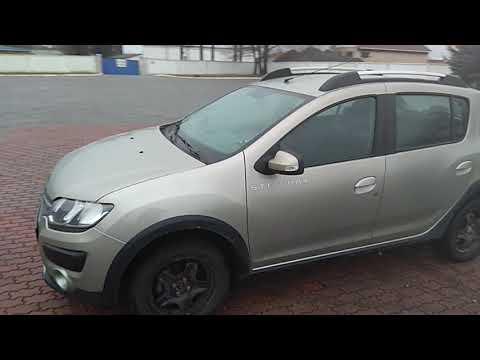 Фото к видео: Обзор и косяки Renault Sandero Stepway 2 автомат к4м