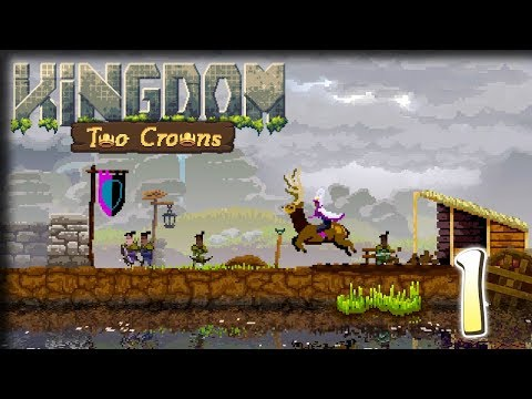 Long Live The King – Kingdom Two Crowns Gameplay – Let's Play Part 1