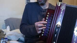 Cajun accordion pull chords (part one)