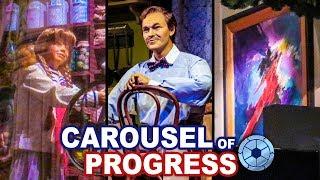 Top 10 BEST Carousel of Progress Secrets - Disney World