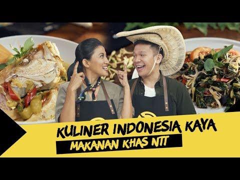 Kuliner Indonesia Kaya #8: Lezatnya Makanan NTT, Mau Coba Masak?