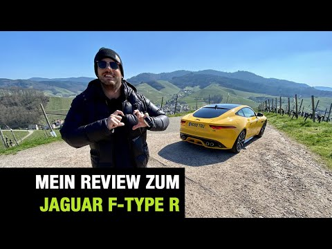 2020 Jaguar F-Type R Coupé (575 PS) Fahrbericht | FULL Review | Test-Drive | Launch Control | Sound