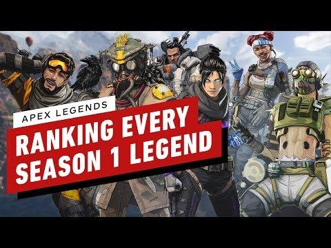 , title : 'Ranking Every Season 1 Legend in Apex Legends'