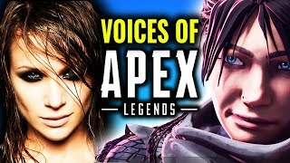 Voices of Apex Legends - Why They Sound So Familiar