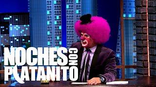 Jamie Sasson y Alejandra Rivera se gusta la nalgaditas - Noches Con Platanito Ep. 258