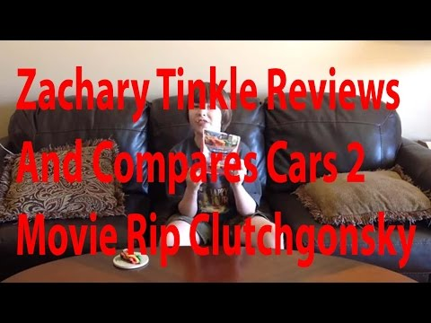 Zachary Tinkle Reviews And Compares Cars 2 Movie Rip Clutchgonsky