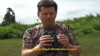 Single Diopter Binocular Focusing