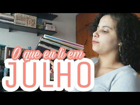 LIDOS DE JULHO (2017) | VEDA #15 | Livraneios