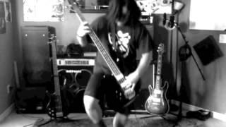 311 - Running - Bass Cover