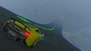 LA CARRERA DEL TERROR!! - CARRERA GTA V ONLINE - GTA 5 ONLINE