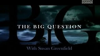 Сложный вопрос: Почему я это я (Сюзан Гринфилд). Discovery. Документальный фильм