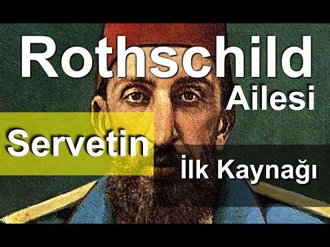 Daha Zengini Yok Dünyanın En Güçlü Ailesi Rothschild Ailesi