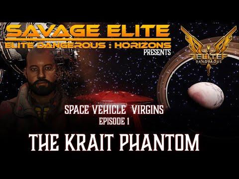 Elite Dangerous - New Ships Krait Phantom and Mamba First