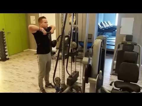 Jak przybysz swing mięśnie