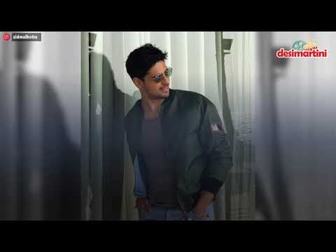 Interesting facts about Birthday Boy, Sidharth Malhotra