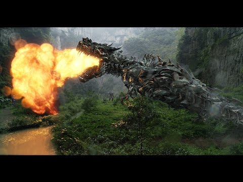 How They Made The Crazy Visual Effects Of Transformers 4