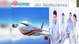 Air Ambulance Service in Varanasi and Lucknow-Medivic Aviation