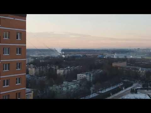 Лосино-Петровский. С высоты 17 этажей
