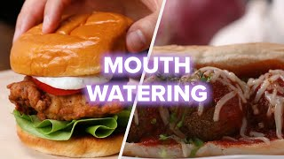 Sweet & Savory Sandwiches To Make You Drool •Tasty