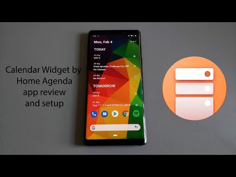 Calendar Widget Review (Great Design & Customization)