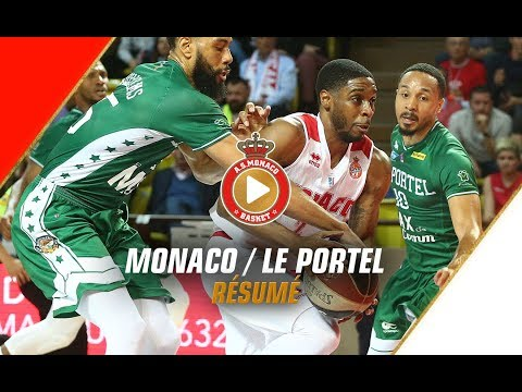 Jeep Elite — Monaco 90 - 85 Le Portel — Highlights