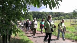 preview picture of video 'GUSTI-Wanderung am Jakobustag 2011'