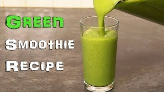 Would you drink this Green Smoothie? - Video Youtube