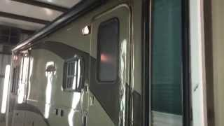 1995 Holiday Rambler Alumalite 25CC Travel Trailer Restomod with full body paint